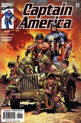Captain America Vol. 3 (1998-2002) (Comic Book) #32