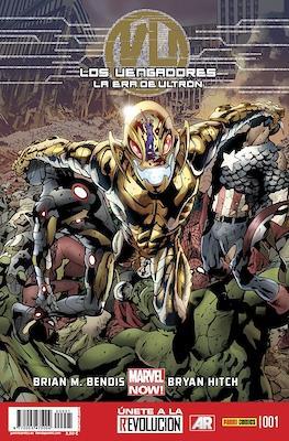 Los Vengadores: La Era de Ultrón (2013) (Grapa.) #1