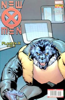 X-Men Vol. 2 / Nuevos X-Men (1996-2004) #106