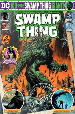 Swamp Thing DC 100-Page Giant (Softcover 100 pp) #3