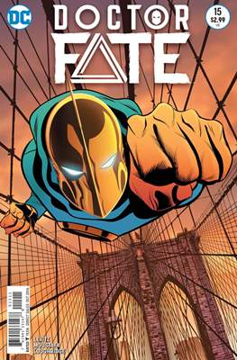 Doctor Fate (Grapa) #15