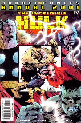 The Incredible Hulk Annual 2001