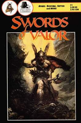 Swords of Valor (Comic Book) #1