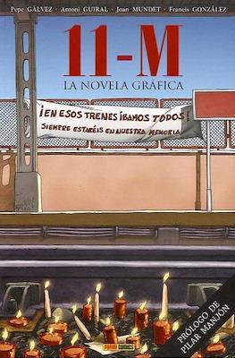 11-M. La Novela Gráfica