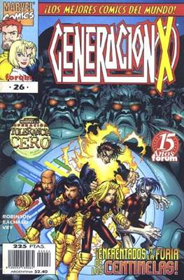 Generación-X Vol. 2 (1996-2000) (Grapa 24 pp) #26
