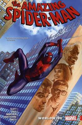 The Amazing Spider-Man: Worldwide (Softcover 112-176 pp) #8