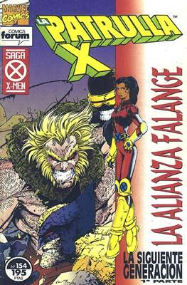La Patrulla X Vol. 1 (1985-1995) (Grapa) #154