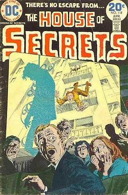 The House of Secrets (Grapa) #118