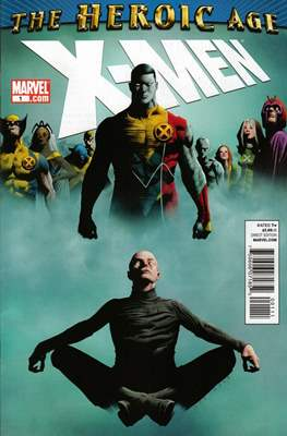 The Heroic Age: X-Men