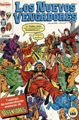 Los Nuevos Vengadores Vol. 1 (1987-1994) (Grapa 32 pp) #15