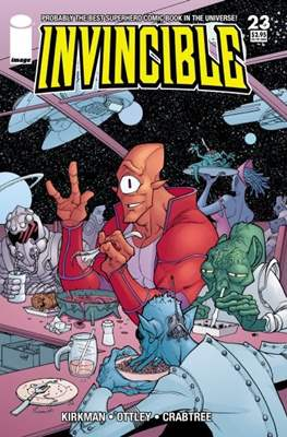 Invincible (Digital) #23