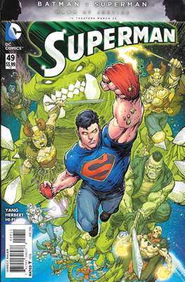 Superman Vol. 3 (2011-2016) (Comic Book) #49