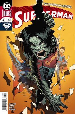 Superman Vol. 4 (2016-2018) #43