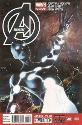 Avengers Vol. 5 (2013-2015) (Comic Book) #6