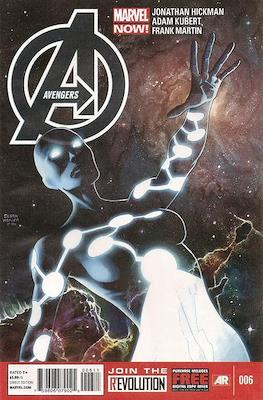 Avengers Vol. 5 (2013-2015) #6