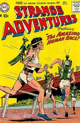 Strange Adventures (Comic Book) #85