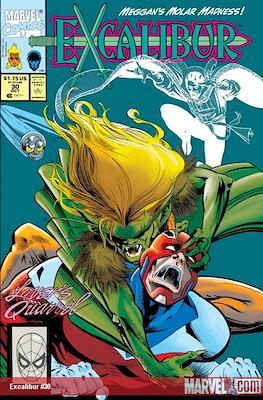 Excalibur Vol. 1 (Comic Book) #30