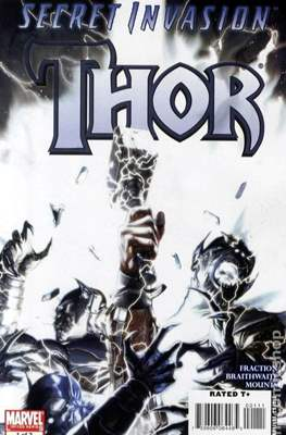 Secret Invasion: Thor (Comic Book) #1