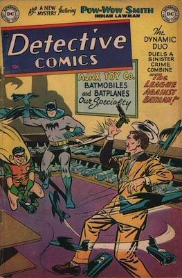 Detective Comics Vol. 1 (1937-2011; 2016-) (Comic Book) #197