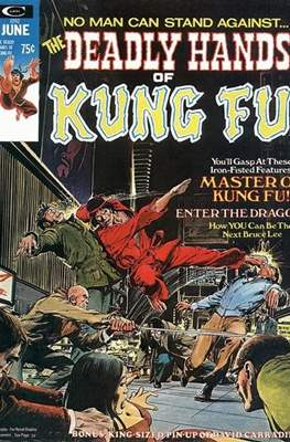 Deadly Hands of Kung Fu Vol 1 #2