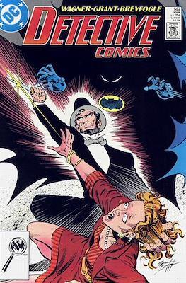 Detective Comics Vol. 1 (1937-2011; 2016-) (Comic Book) #592
