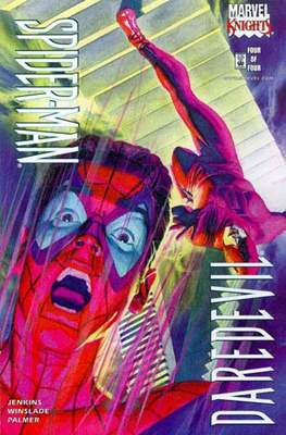 Daredevil Spider-Man (Comic-Book) #4