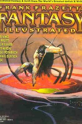 Frank Frazetta Fantasy Illustrated (Magazine) #8