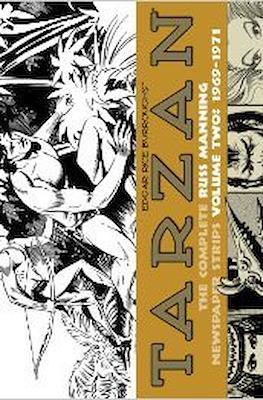 Tarzan. The Complete Russ Manning Newspaper Strips (Cartoné 296 pp) #2