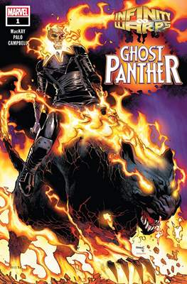 Infinity Warps: Ghost Panther #1