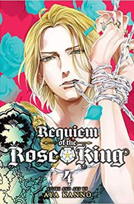 Requiem of the Rose King #4