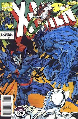 X-Men Vol. 1 (1992-1995) (Grapa 32 pp) #26