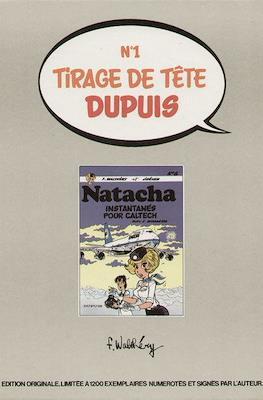 Tirage de Tête Dupuis #1
