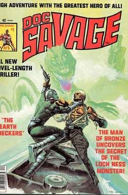 Doc Savage Vol 2 #5