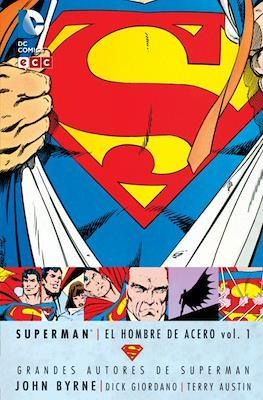 Grandes Autores de Superman: John Byrne (Cartoné, 232 pp) #1