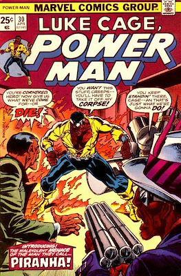 Hero for Hire/Power Man Vol.1 (1972-1978) (Grapa, 32 págs.) #30