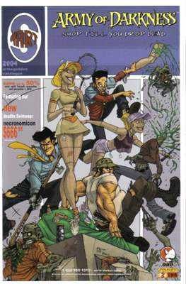 Army of Darkness: Shop Till You Drop Dead (Comic Book) #2