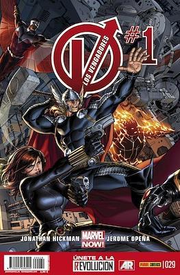 Los Vengadores Vol. 4 (2011-) (Grapa) #29