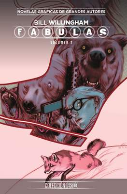 Colección Vertigo - Novelas gráficas de grandes autores (Cartoné) #8
