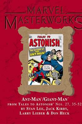 Marvel Masterworks (Hardcover) #59