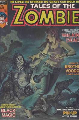 Tales Of The Zombie (Magazine) #5