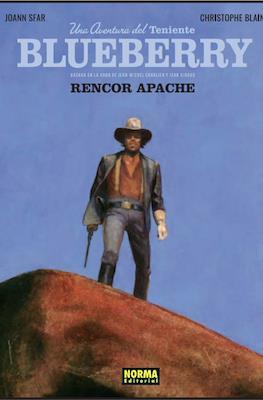 Una aventura del Teniente Blueberry - Rencor apache (Cartoné 64 pp) #