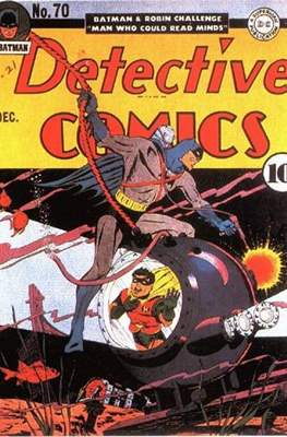 Detective Comics Vol. 1 (1937-2011; 2016-) (Comic Book) #70