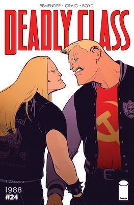 Deadly Class (Comic-book) #24