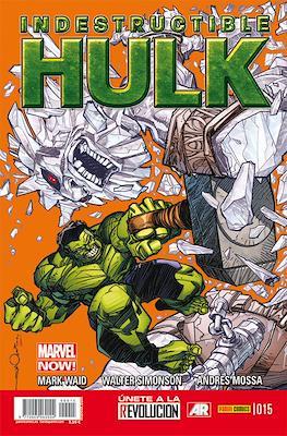 El Increíble Hulk Vol. 2 / Indestructible Hulk / El Alucinante Hulk / El Inmortal Hulk (2012-) (Comic Book) #15