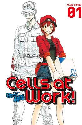 Cells at Work! (Digital) #1