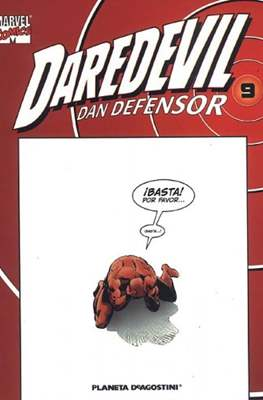 Coleccionable Daredevil / Dan Defensor #9