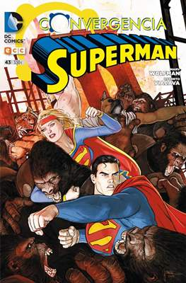 Superman. Nuevo Universo DC / Renacimiento (Grapa) #43