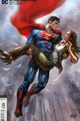 Action Comics Vol. 1 (1938-2011; 2016-... Variant Covers) #1022