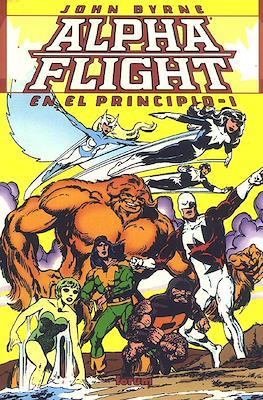 Alpha Flight. En el principio (Rústica 176 pp) #1