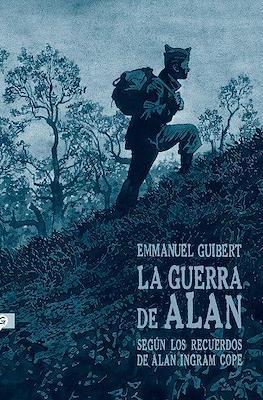 La guerra de Alan - Según los recuerdos de Alan Ingram Cope (Rústica 328 pp) #